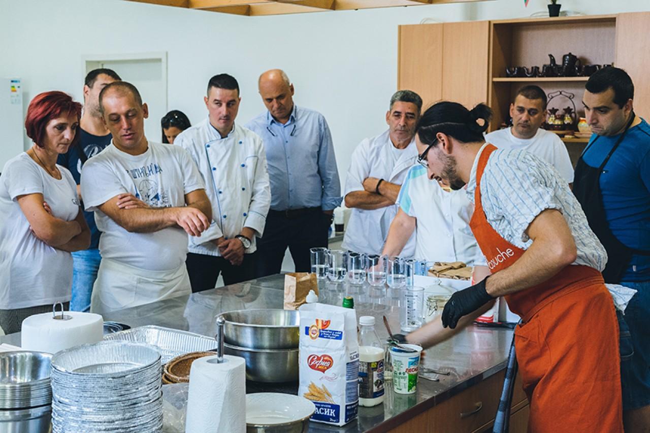Организация на кулинарни събития